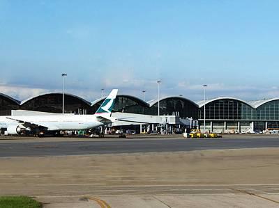 土耳其10天游:香港国际机场