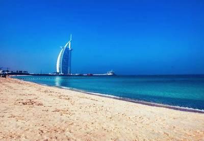 迪拜6天3晚_阿联酋迪拜朱美拉海滩