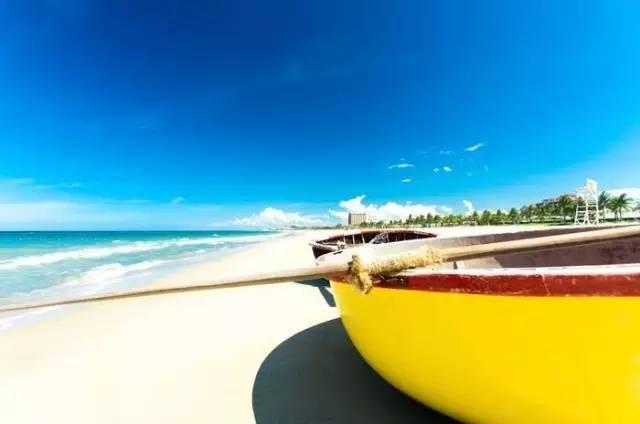 广州川航包机直航仅需1799元:东方夏威夷越南岘港.浪漫休闲6天四晚游
