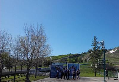 加拿大12天游景点_加拿大冬季奥运会公园