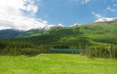 新疆7天游景点_新疆喀纳斯国家地质公园