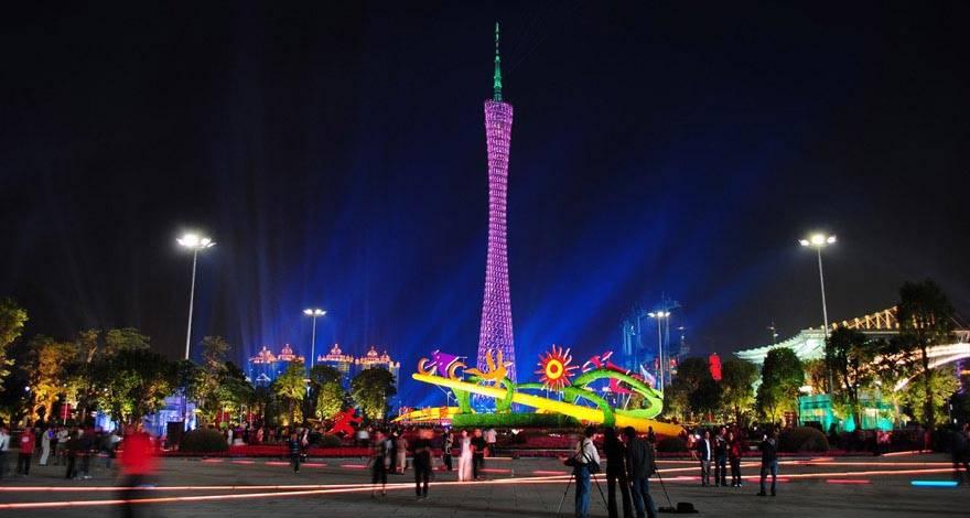 广州旅游:经典广州一日游