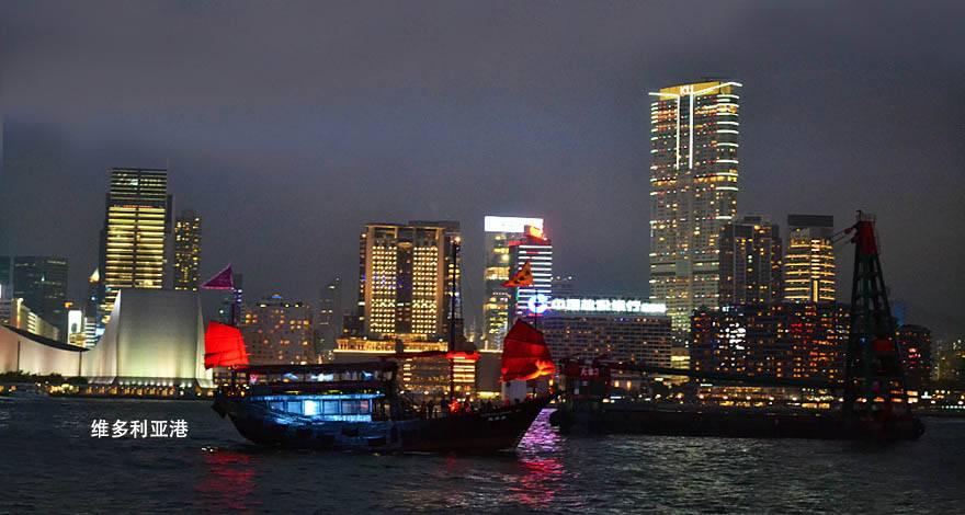 香港一天游品质团〔含维港夜景精彩观光品质之选〕