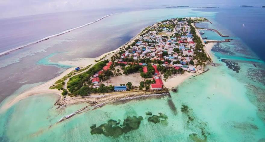 馬爾代夫馬富士島5天3晚自由行(入住海邊精品酒店)【廣州直飛】
