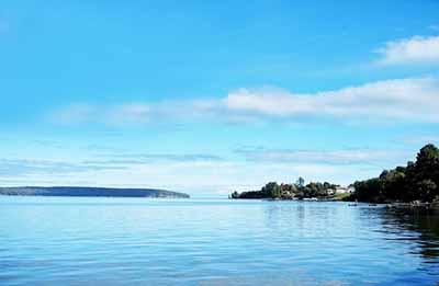 美国、加拿大、夏威夷全景26天:密歇根湖