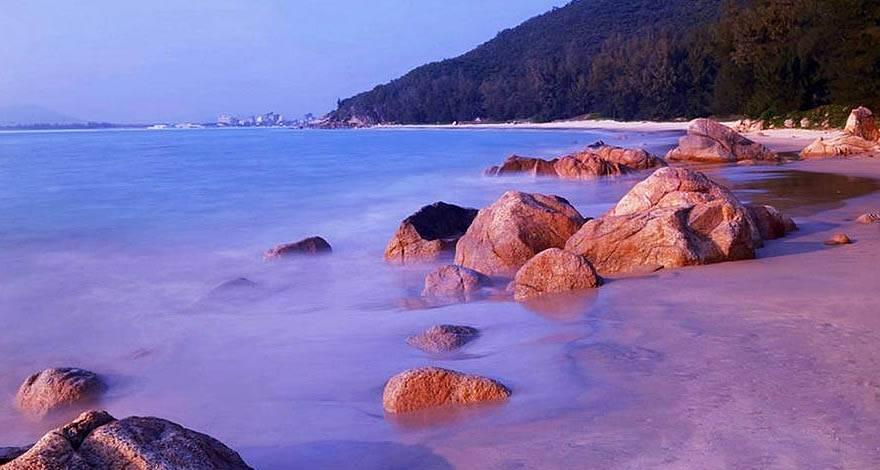 【臻享品鉴山海间】 -- 海南蜈支洲岛,南湾猴岛七彩沙滩,天堂公园纯玩