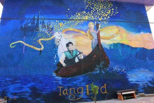 ,在陕西有5个童话般的梦幻小镇,美得让人心动