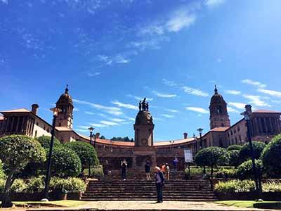 南非8日游:南非毕林斯堡动物保护区