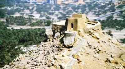 阿联酋卡塔尔两国联游7天:达雅堡