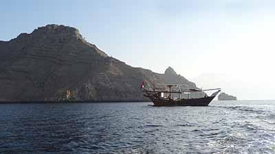 阿联酋七国全景8天游:穆桑达姆半岛出海一日游