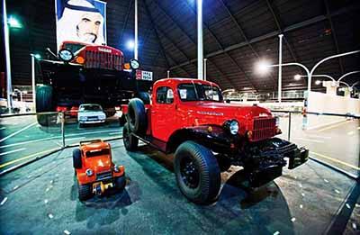 阿联酋七国全景8天游:阿联酋国家汽车博物馆