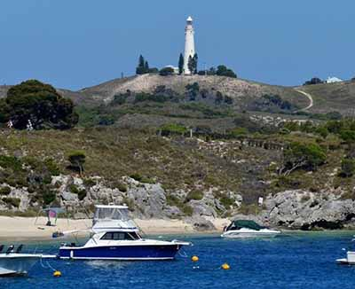 澳洲西澳八天游:澳大利亚-罗特尼斯岛Rottnest Island