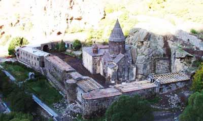 亚美尼亚-哈巴特历史建筑纪念群