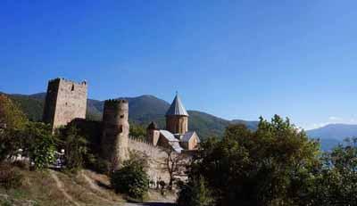 阿塞拜疆 格鲁吉亚 亚美尼亚 三国11日游: