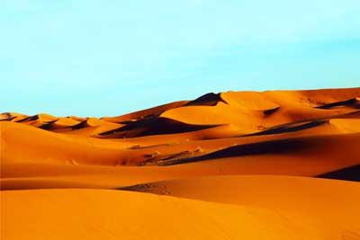 摩洛哥全景12天游景点_撒哈拉沙漠