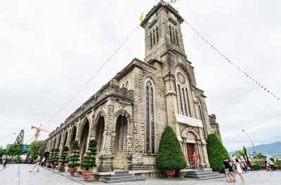 越南芽庄五天游:越南芽庄教堂