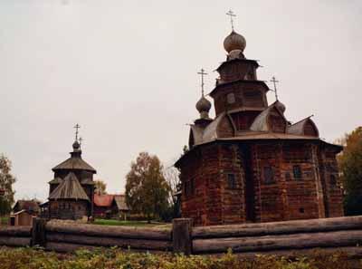 俄罗斯10天游景点_木制建筑艺术博物馆