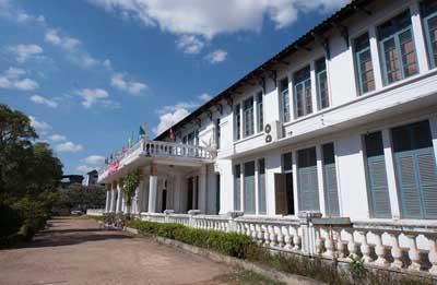 老挝五天游:老挝国家博物馆