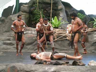 澳洲冬令营14天:澳大利亚土著部落