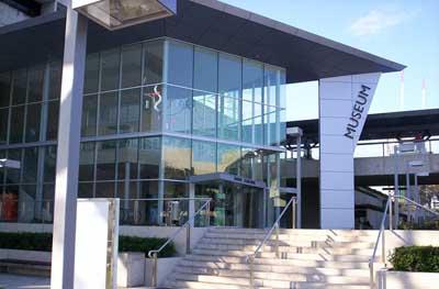 澳洲冬令营14天:昆士兰博物馆