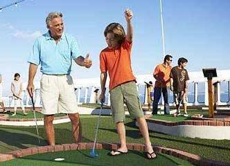 澳洲冬令营14天:Mini Golf