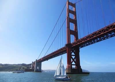 美国蒙特梭利幼儿园冬令营14天:美国旧金山海湾游船