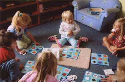 美国蒙特梭利幼儿园冬令营14天:蒙特梭利幼儿园插班体验