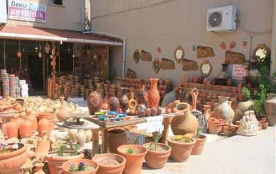 土耳其、摩洛哥18天游:阿瓦诺斯陶瓷镇