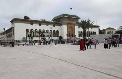 土耳其、摩洛哥18天游:摩洛哥哈桑二世清真寺