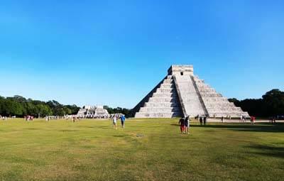 墨西哥10天游:墨西哥奇琴伊查