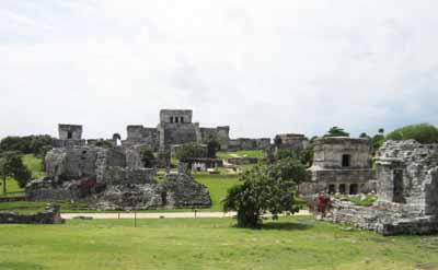 墨西哥10天游:图伦