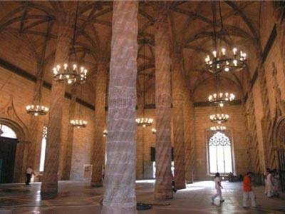 西班牙9天游:萨拉戈萨古交易所