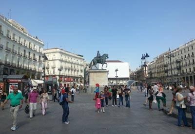 西班牙9天游:西班牙-塞维利亚西班牙广场
