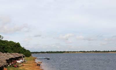 柬埔寨吴哥五天游_天使之湖