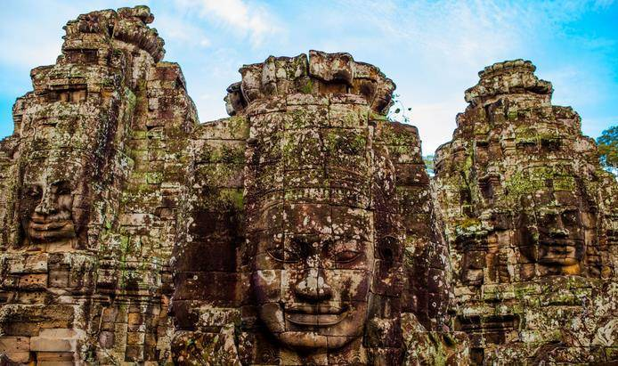 柬埔寨吴哥一地五天四晚游(广州直飞HU)含小费和签证费