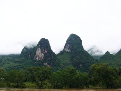 桂林三天游:葡萄山旅游风景区