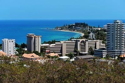 新喀里多尼亚+斐济11天游:努美阿