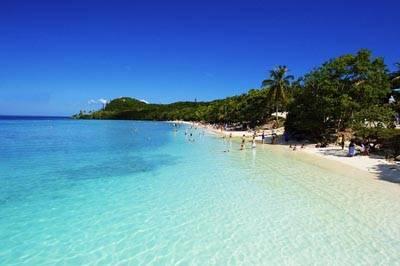 新喀里多尼亚+斐济11天游:利富岛