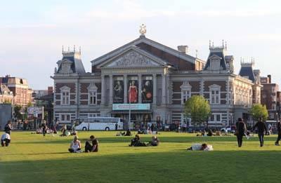西欧五国9天游_荷兰博物馆广场