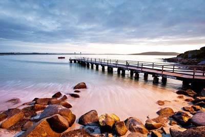 西澳8日游:澳大利亚-米德尔顿海滩