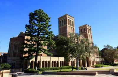 美国东西岸15天:加州大学洛杉矶分校