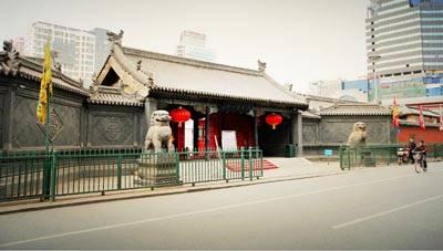 内蒙古五天游景点_蒙亮民族风情园
