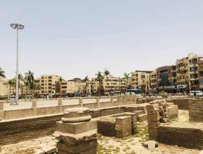 埃及10天游:埃及卢克索