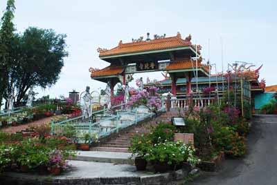 沙巴五天游_马来西亚沙巴普陀寺