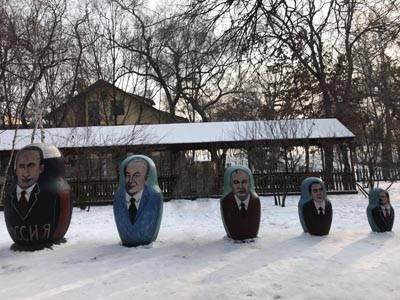 东北线五日游_俄罗斯风情园