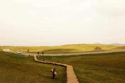 云南、贵州、广西三省联游五天:贵州省盘州市-乌蒙大草原