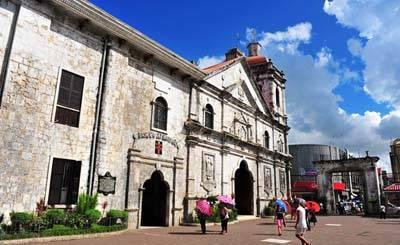菲律宾圣婴大教堂