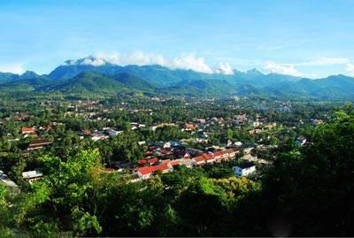 老挝琅布拉邦