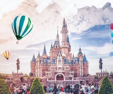 港澳四天游_香港迪士尼公园