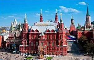 俄罗斯8天游景点_俄罗斯圣彼得堡-彼得大帝青铜骑士像